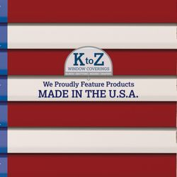 K To Z Window Covering - Shades & Blinds - 31582 La Highway