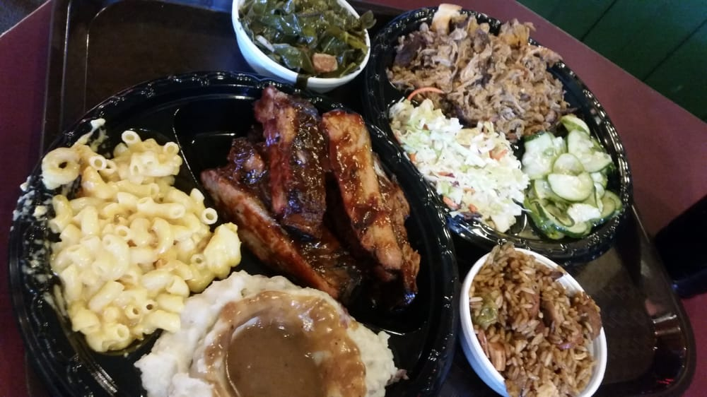 Tennessee's Real BBQ  Real Fast: 260 Andover St, Peabody, MA