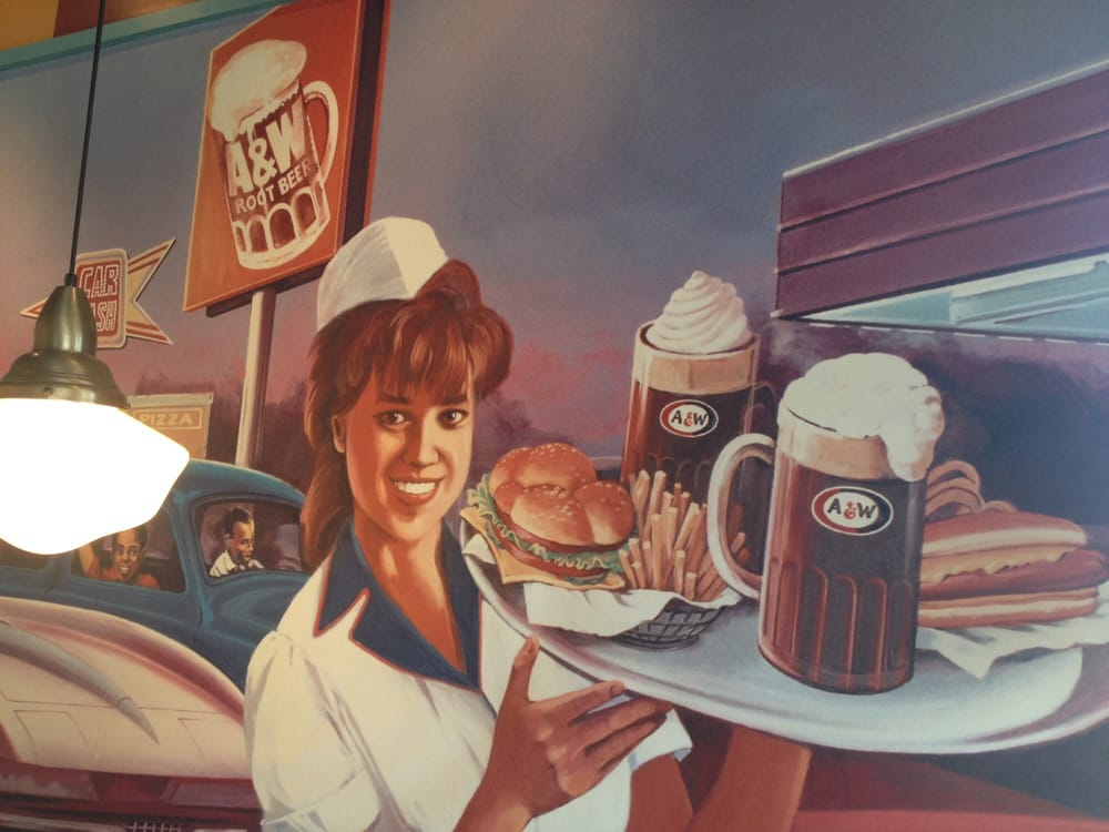 A&W Restaurant: 2082 US Highway 92, Auburndale, FL