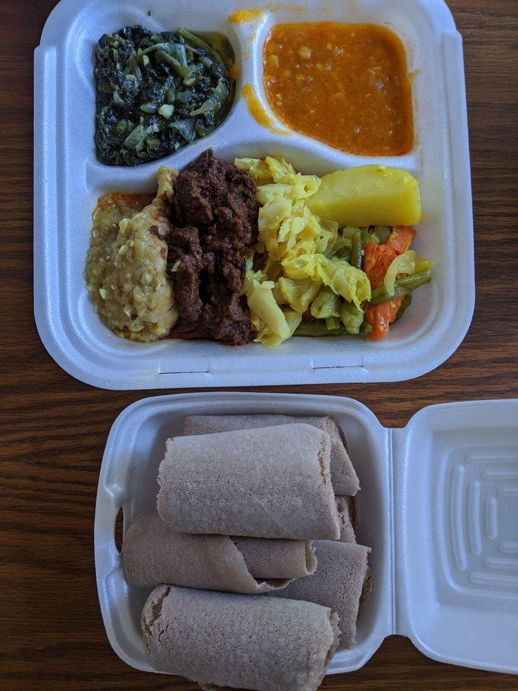 Photo of Abyssinia Ethiopian Restaurant: Rochester, NY