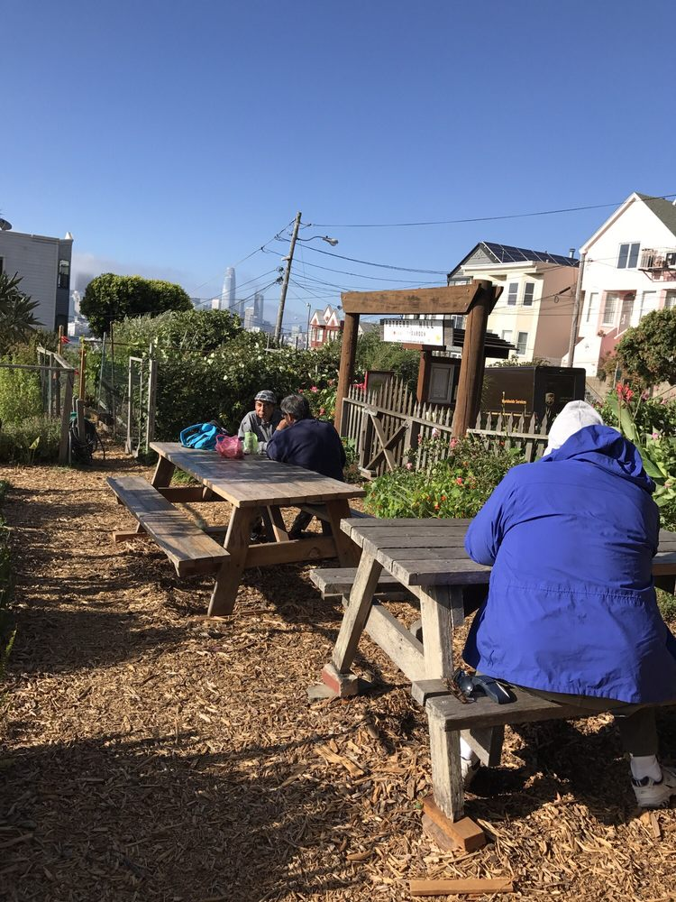 Potrero Hill Community Garden: 780 San Bruno Ave, San Francisco, CA