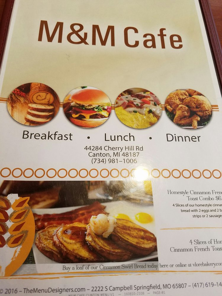 Breakfast Cafe Canton Mi