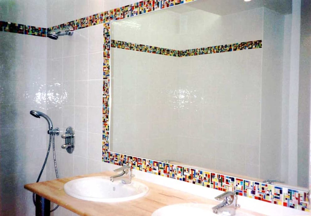 Best Mosaique Salle De Bain Adhesive Ideas - House Design ...