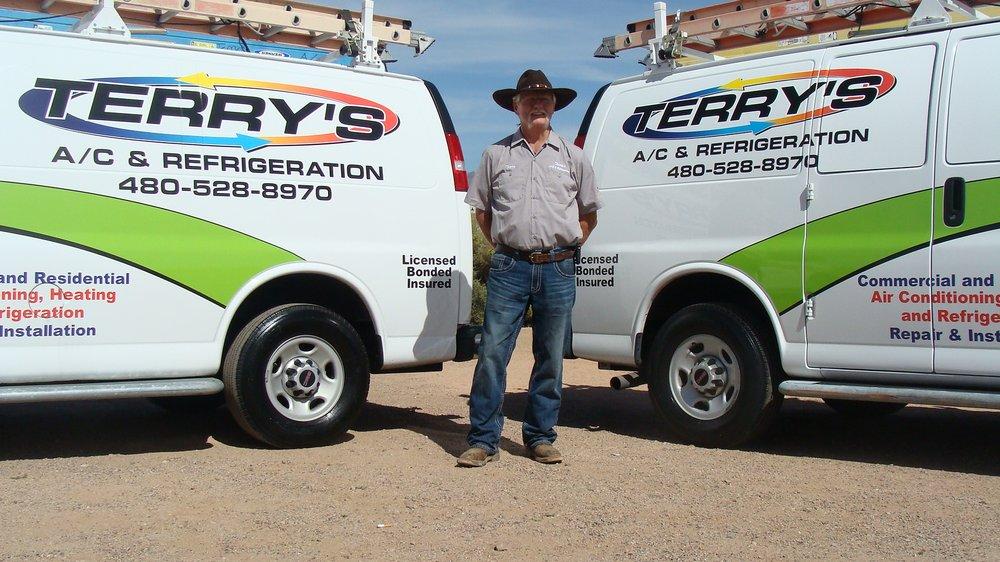 Terrys AC And Refrigeration: Maricopa, AZ