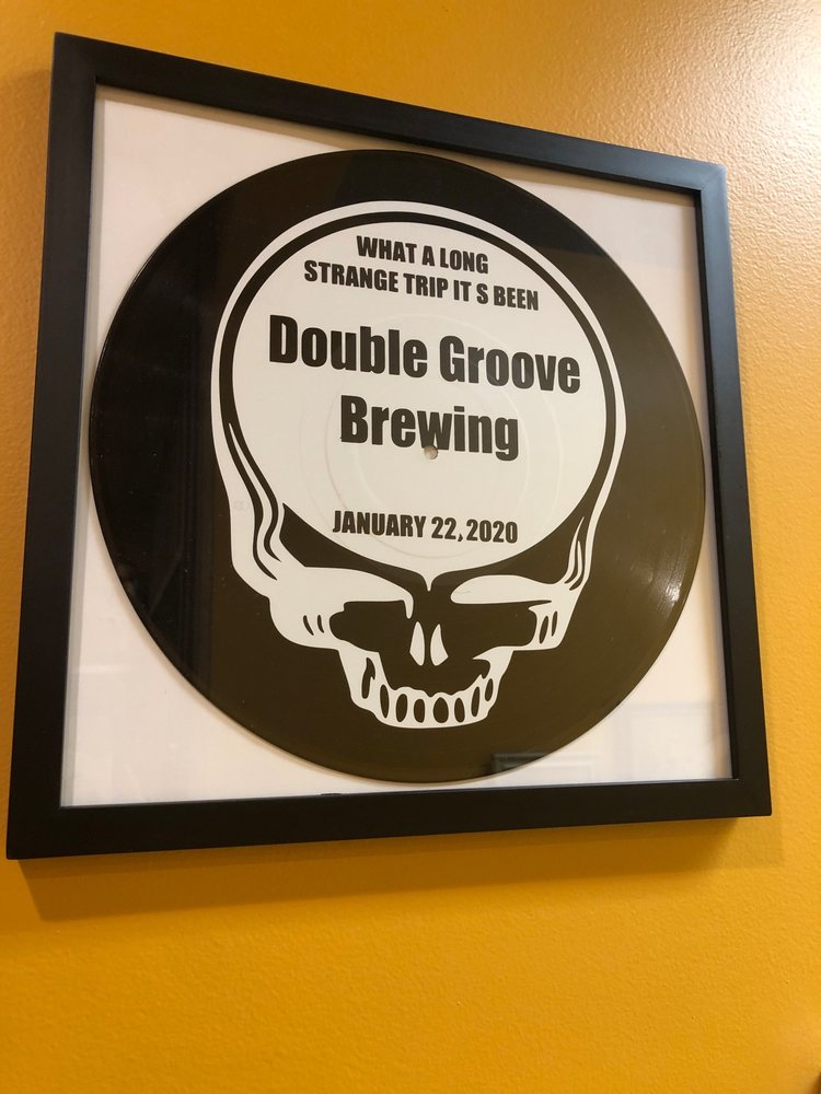 Double Groove Brewing: 1659 Robin Cir, Forest Hill, MD