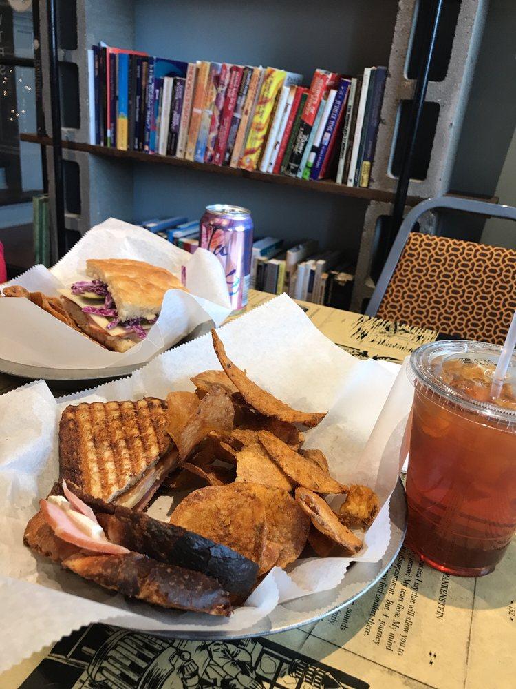 Porter Books & Bread: 5719 Lawton Loop E Dr, Indianapolis, IN