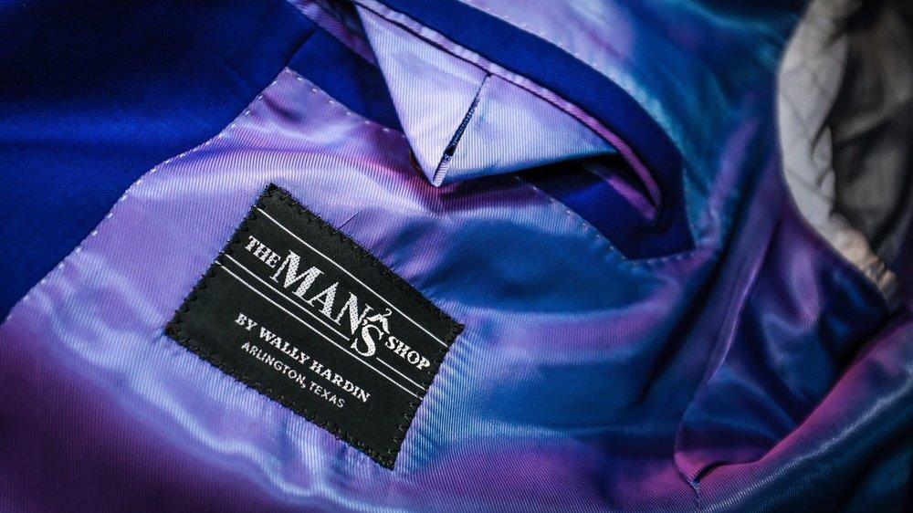 The Man's Shop: 100 S West St, Arlington, TX