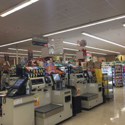 what time does self checkout open at safeway