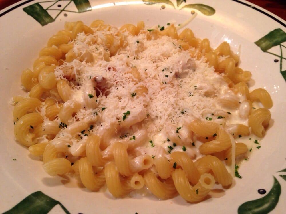 Cavatappi with asiago garlic alfredo olive garden 3 - Olive garden italian restaurant las vegas nv ...