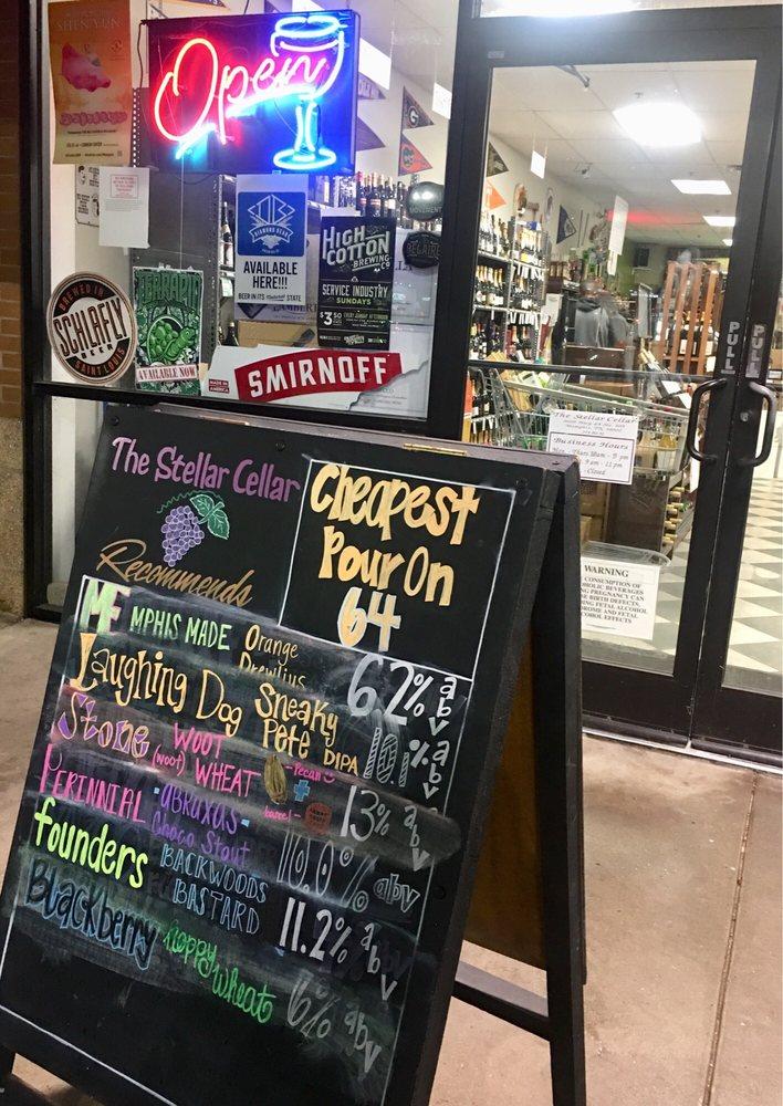 Stellar Cellar Wine and Spirits: 9005 Hwy 64, Arlington, TN