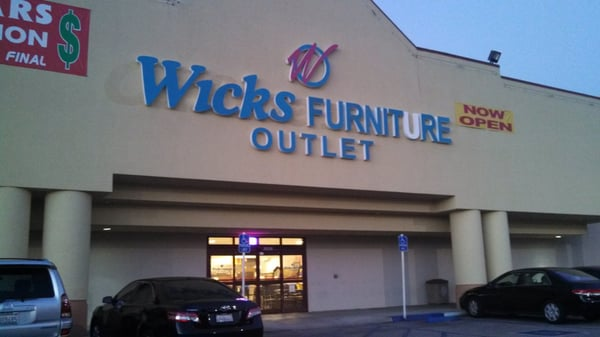 Wickes Furniture Outlet 18041 Gale Ave City Of Industry, CA Clothes Posts    MapQuest