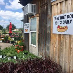 Charming Photo Of Cristinas Garden Center   Dallas, TX, United States. Free Hot Dogs