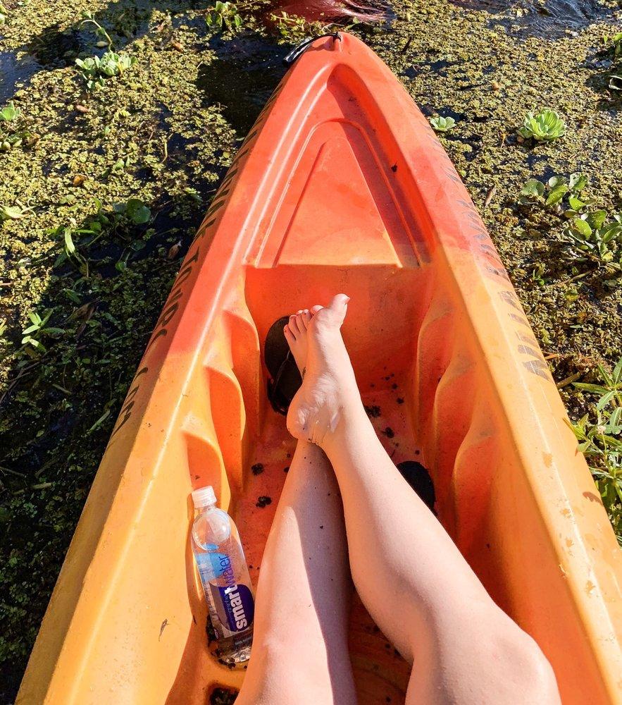 New Orleans Kayak Swamp Tours