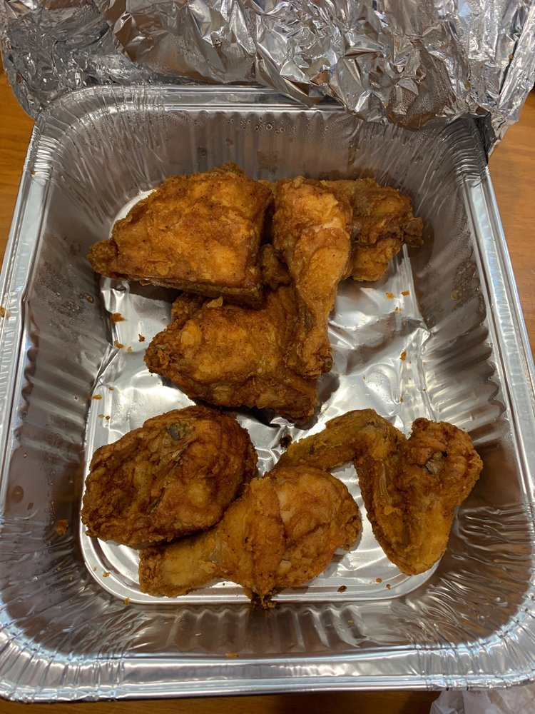 Rahway Fried Chicken: 95 E Cherry St, Rahway, NJ