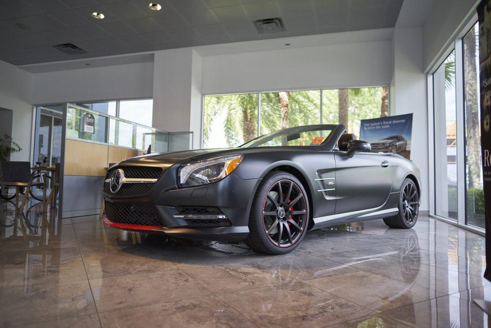 Mercedes-Benz of Orlando - 42 Photos & 65 Reviews - Car