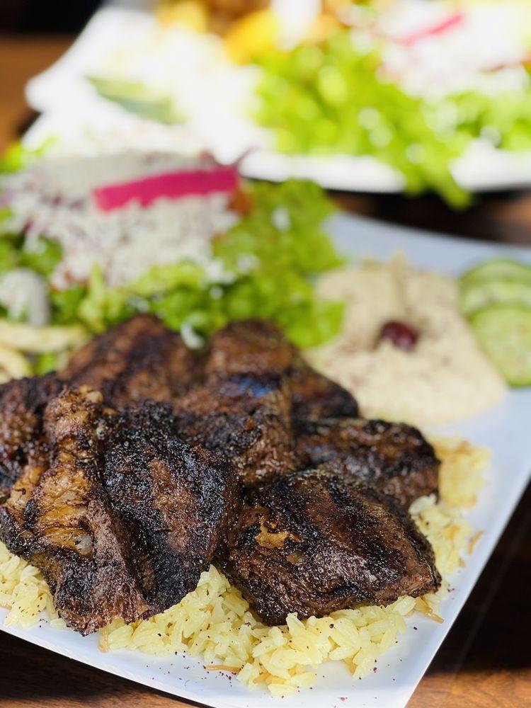 Gyro Grill Mediterranean Cuisine & Spirits: 3555 Market Pl W, University Place, WA
