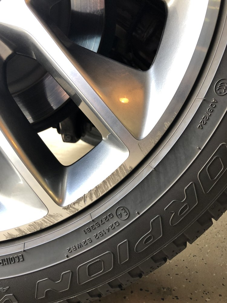 Alloy Wheel Repair Specialists of East Valley: Chandler, AZ