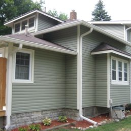 Photo Of Unique Home Solutions Indianapolis In United States Siding Roof