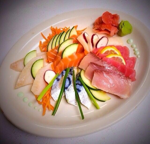 Sushi Thai Restaurant Menu Warner Robins Ga