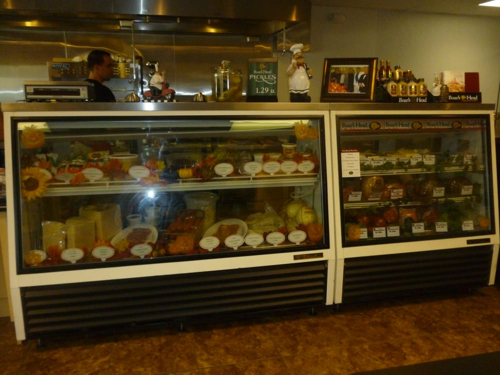 Saverino Redlands Ca Deli Case - Yelp