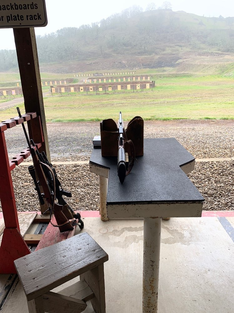 Albany Rifle & Pistol Club: 29999 Saddle Butte Rd, Shedd, OR