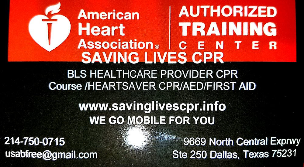 Saving Lives Cpr 12 Photos Cpr Classes 9669 N Central Expwy