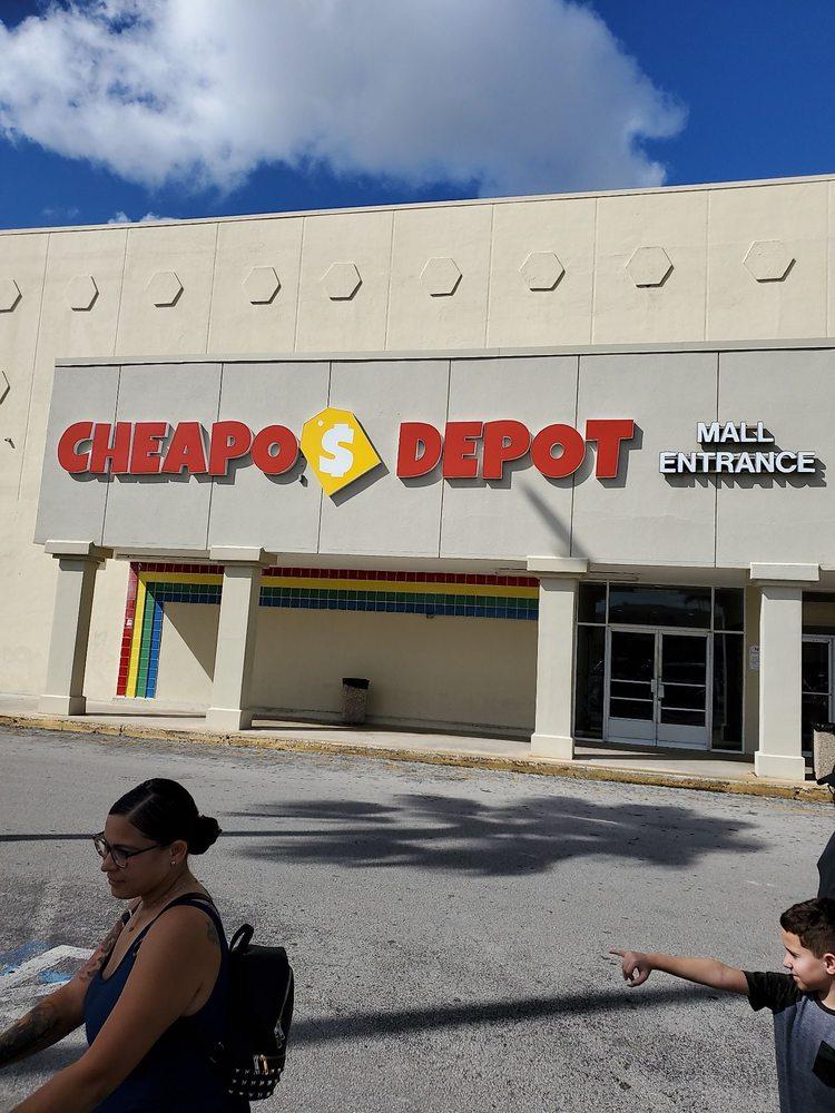 Cheapo's  Depot