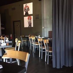 Photo of Sushi X , Chicago, IL, United States. Seating area