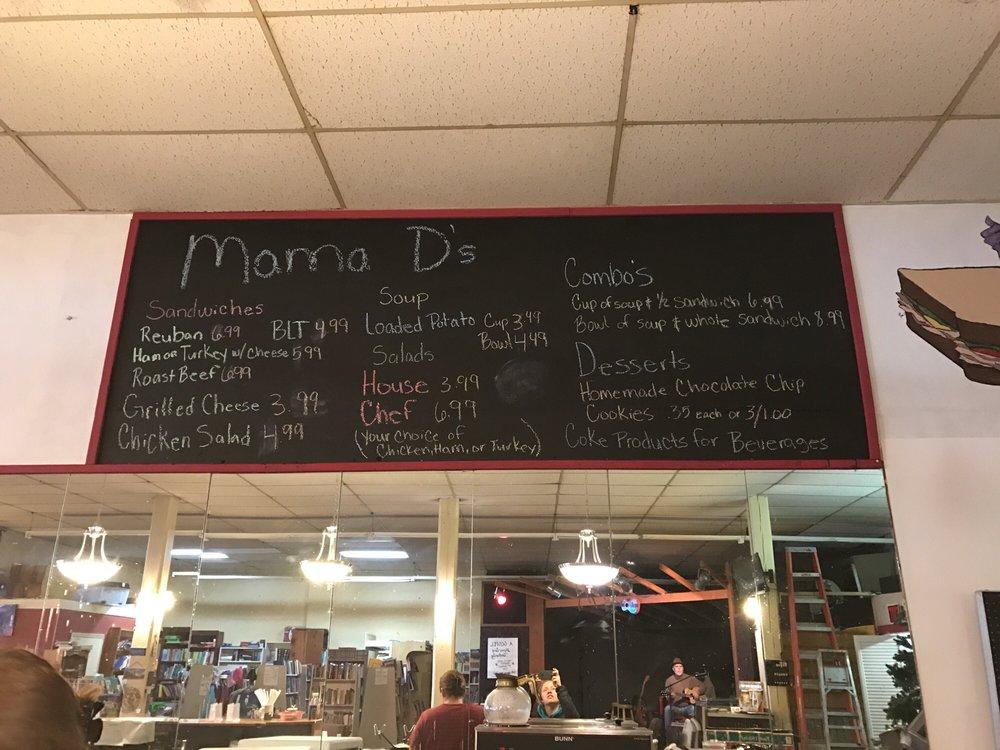 Mama D's: 116 N Main St, Ashland City, TN