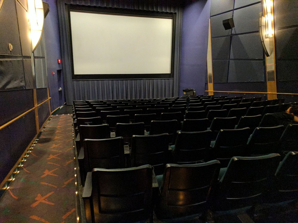 Kendall movie theater cambridge