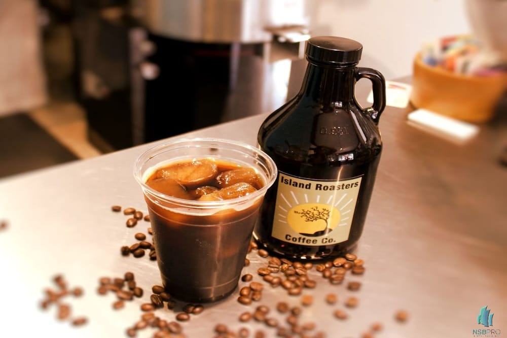 Island Roasters Coffee Company: 398 N Causeway, New Smyrna Beach, FL