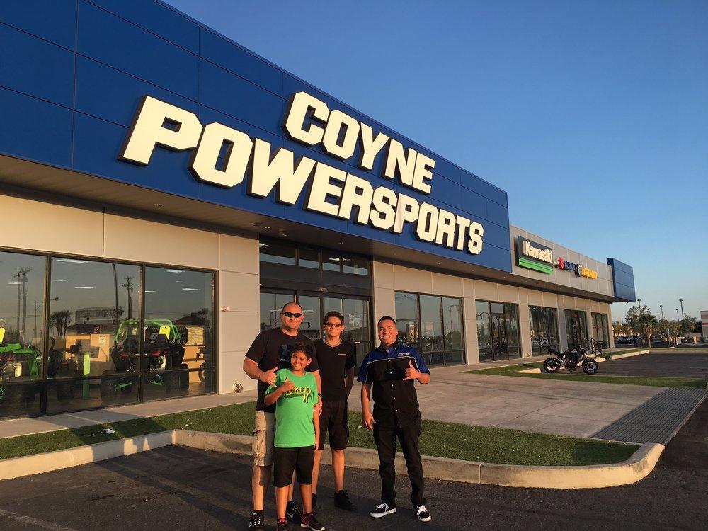 Coyne Powersports: 2351 S 4th St, El Centro, CA