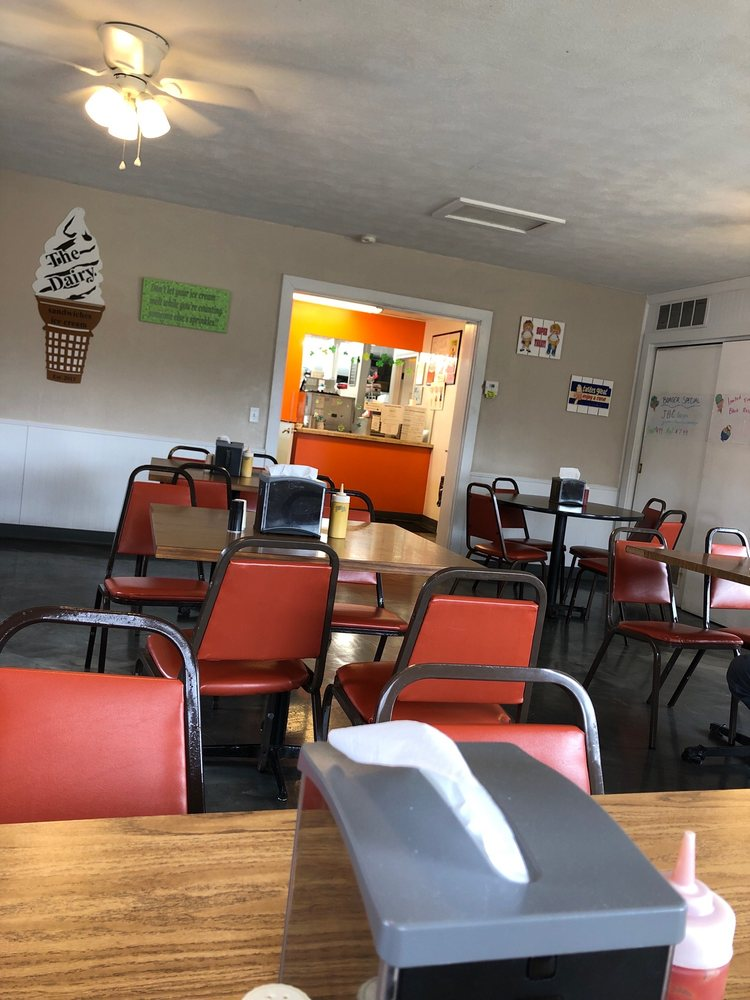 The Dairy: 255 E College St, Hagerstown, IN