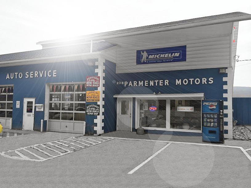 Parmenter Automotive: 2640 State Rt 14, Montour Falls, NY