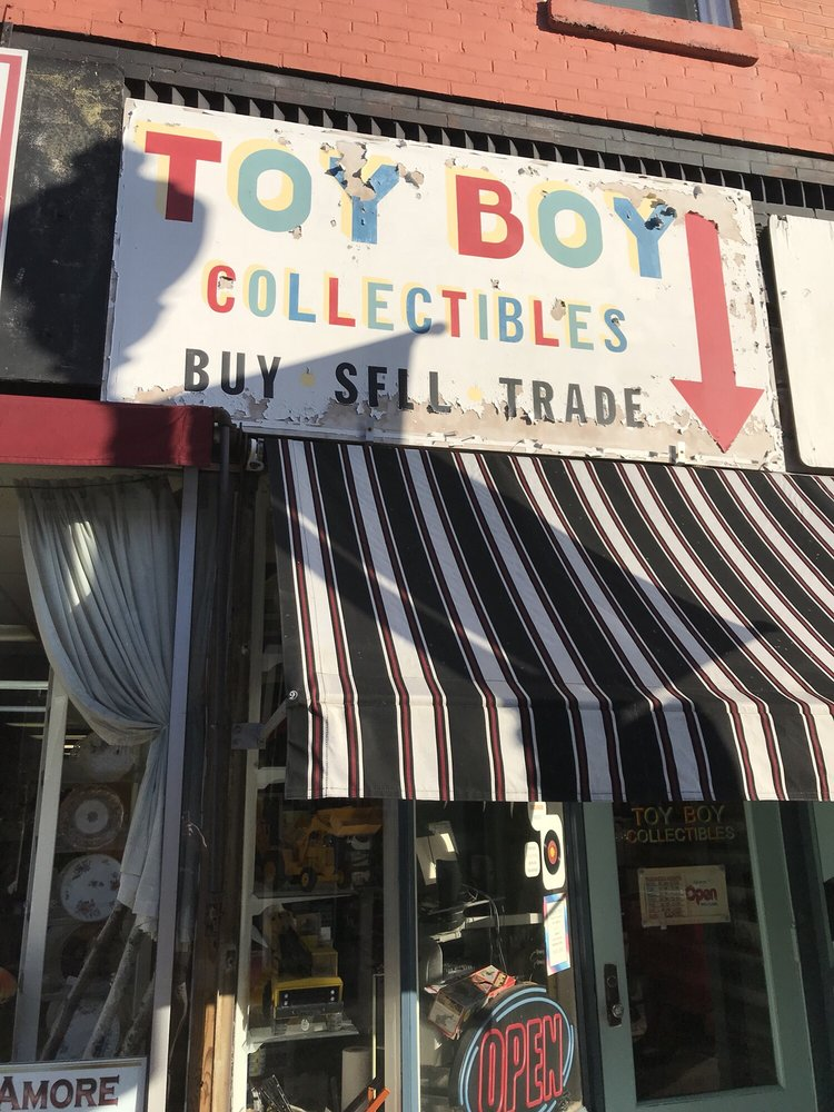 Toy Boy Collectibles: 2006 2nd Ave, Anoka, MN