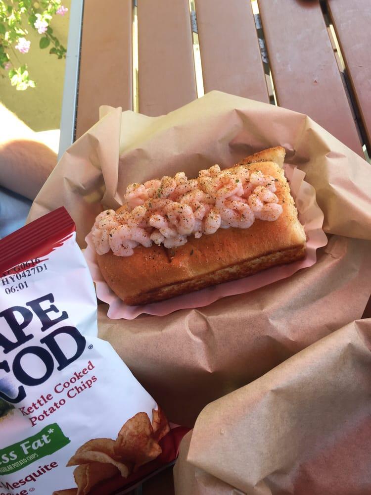 Shrimp roll - Yelp