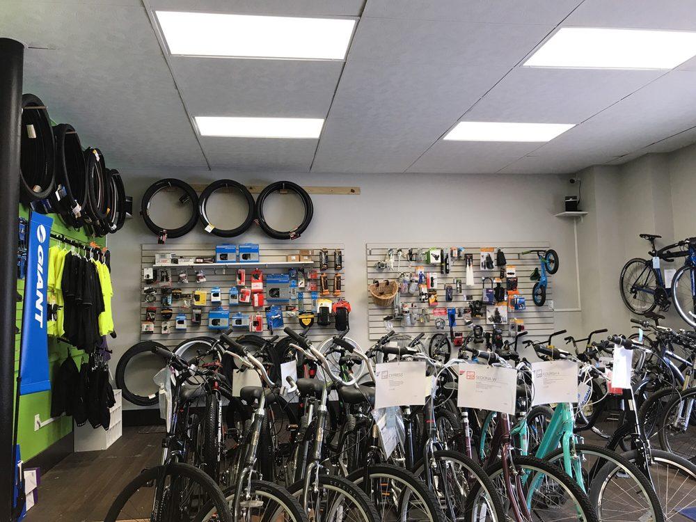 Family Bike Chain: 109 E Main St, Greenfield, IN