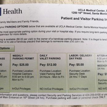 Ucla Medical Center Emergency Room Santa Monica