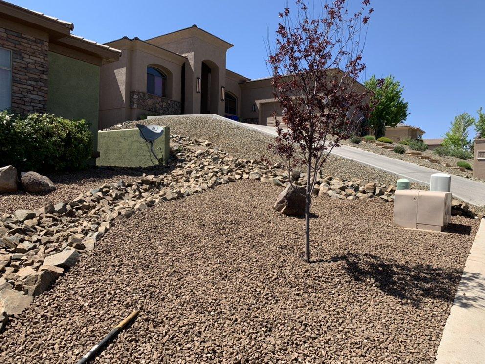 Franco Landscaping: Prescott, AZ