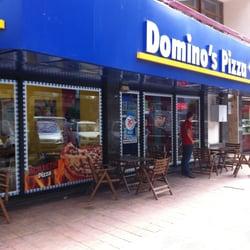 Dominos Pizza Pizza Inönü Cad Izmir Restoran Yorumları