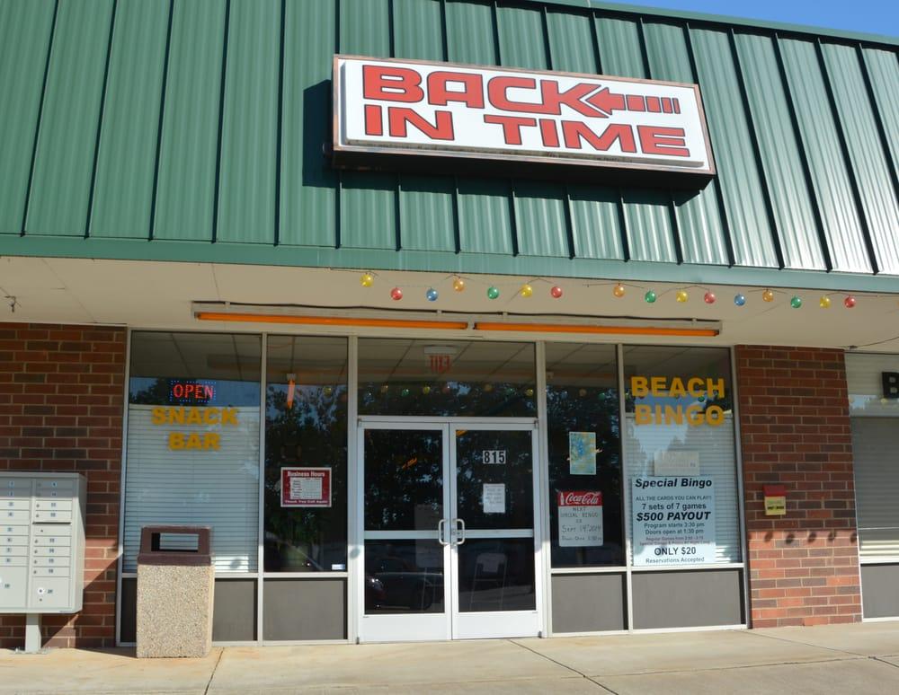 Back In Time Amusements: 815 Conover Blvd W, Conover, NC