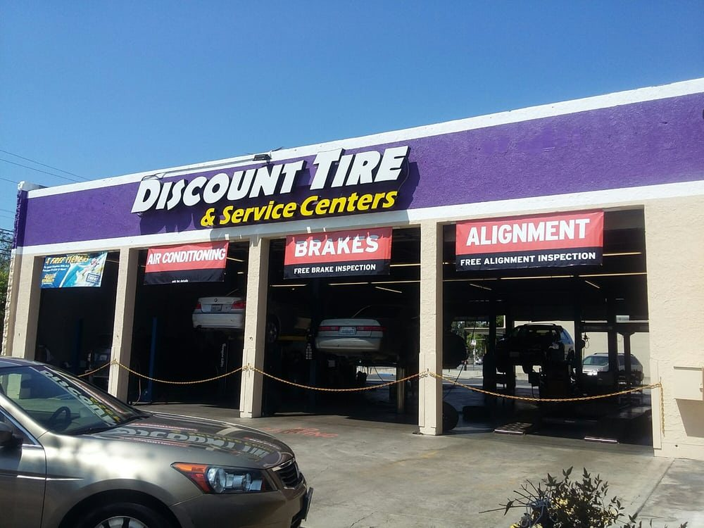 discount tire centers clovis 11 photos 33 reviews auto repair 698 w shaw ave clovis. Black Bedroom Furniture Sets. Home Design Ideas