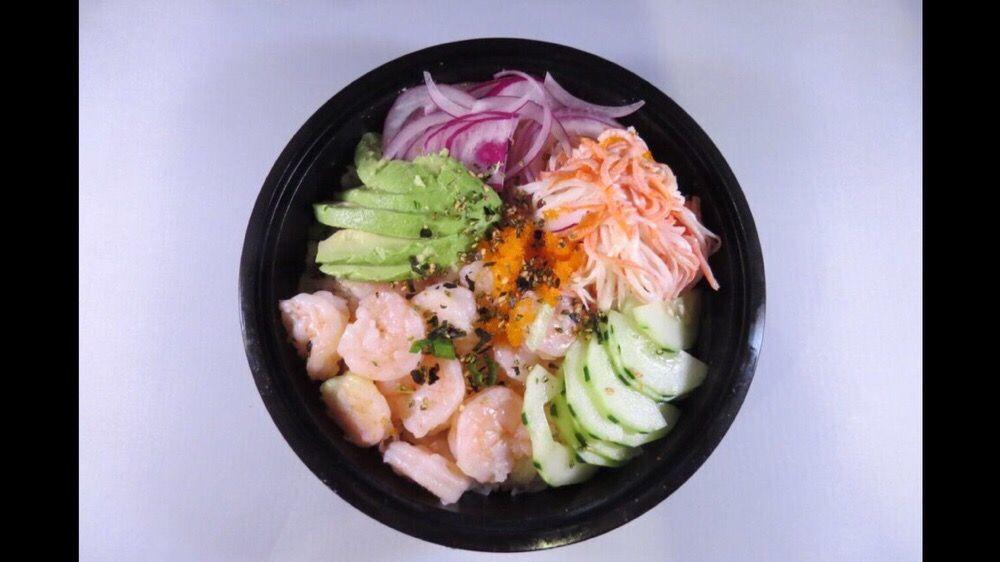 Greenfish poke order online 51 photos 39 reviews for Fish me poke menu