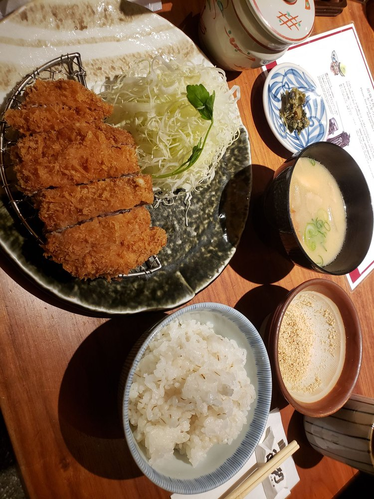 Nadai Tonkatsu Katsukura Shijō Higashinotōin