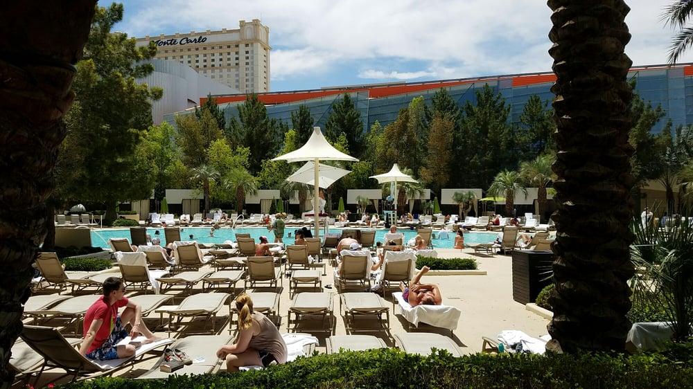 Pool At Aria 24 Photos 20 Reviews Swimming Pools 3730 S Las Vegas Blvd The Strip Las