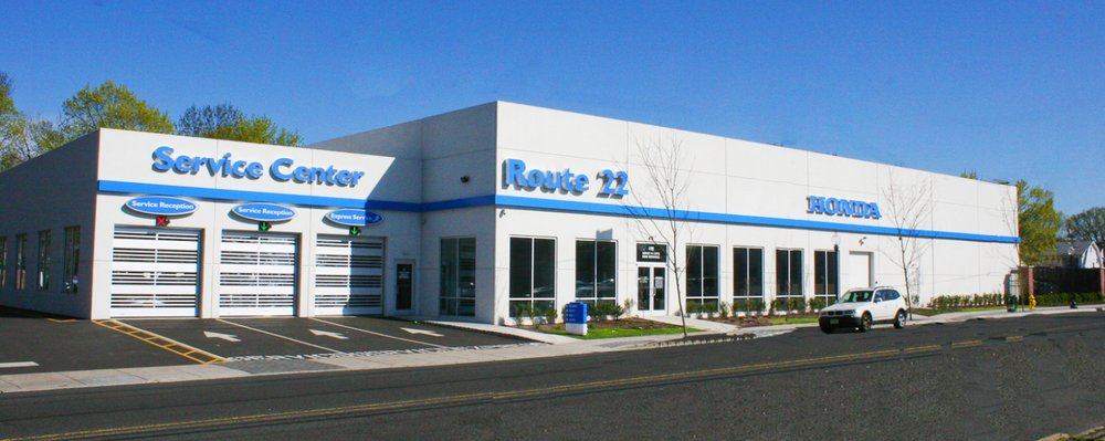 Route 22 Honda >> Visit Our All New State Of The Art Service And Parts Facility