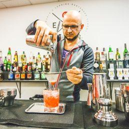 Las Vegas European Bartender School 50 Fotos Barschule 2235