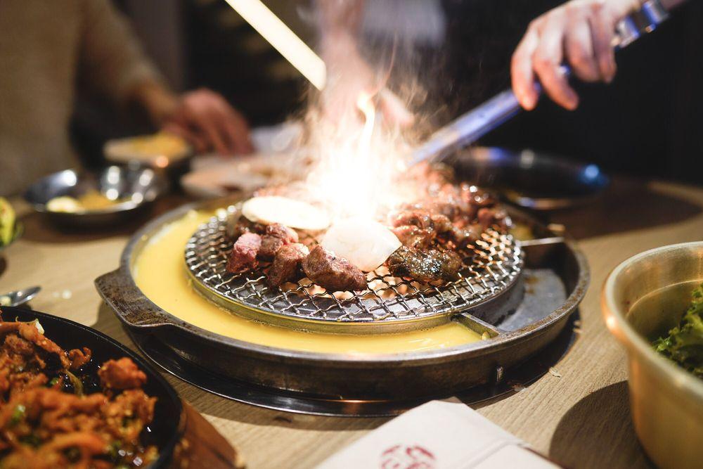 Ari Korean BBQ: 2625 Old Denton Rd, Carrollton, TX