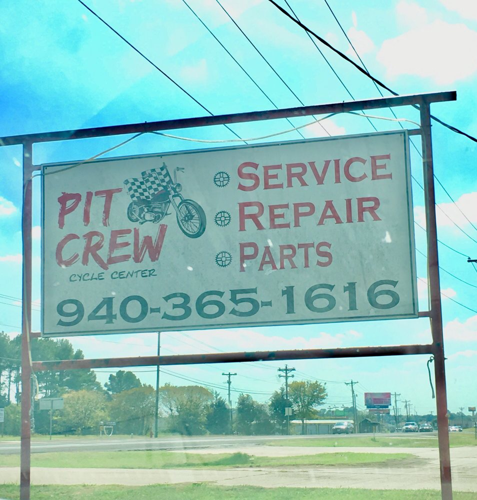 Pit Crew Cycle Center: 718 S Hwy 377, Aubrey, TX