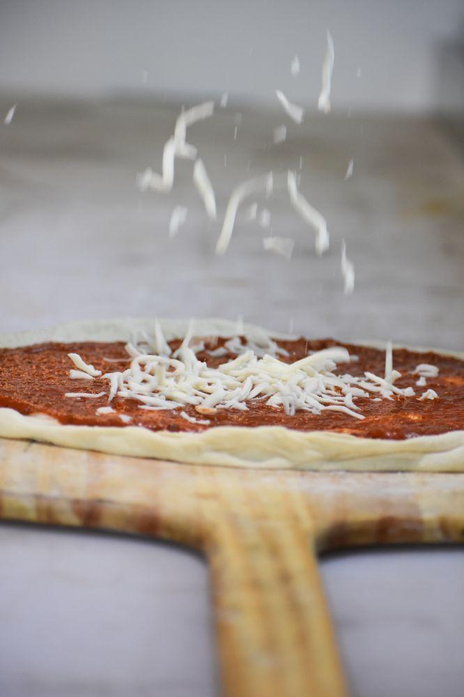 Fire and Slice Pizza: 602 Dewey Ave, Eureka, MT